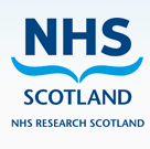 NHS Research Scotland logo